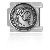 Srebrna moneta , ogniwo do Maybeme