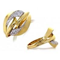 Złoty pierścionek MONY 585 rozmiar 16