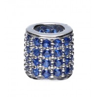 Koralik CHARMS BEADS - Blue