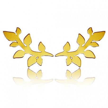 Złote nausznice - LISTKI
