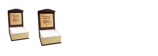 Pudełko z grawerem